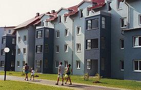 Noitzmühle, Lärchenstraße