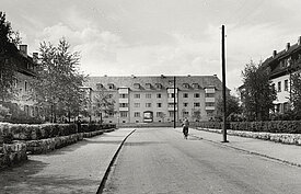 Eiselsbergstraße, Vogelweide