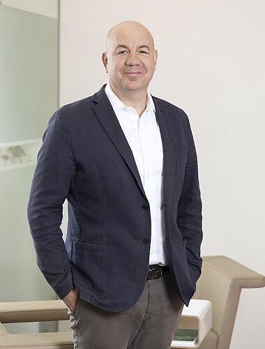 Welser Heimstätte - Vorstandsvorsitzender Mag. Jörg Teufelberger