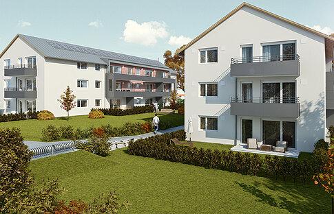 Mietwohnungen Römerstraße 20-22, Wels