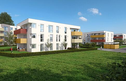 38 Wohnungen Neinergutstraße, Wels