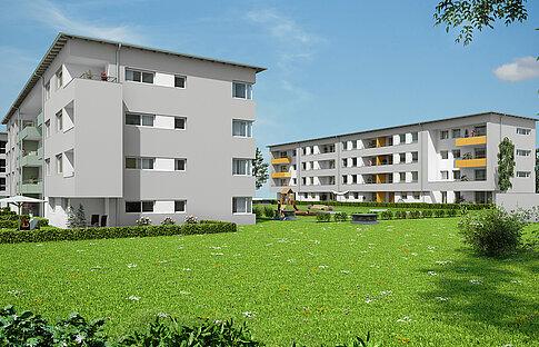 Objekt 164 Zellerstraße Wels Mietkauf Wohnungen