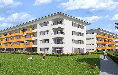 Wels - WHA Liselotte-Schmidinger-Straße 16-24