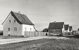 Stadtrandsiedlung Oberhaid 1936