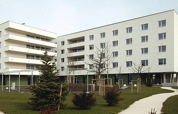 Laahen, Alten- und Pflegeheim