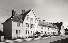 Grieskirchnerstraße um ca. 1920