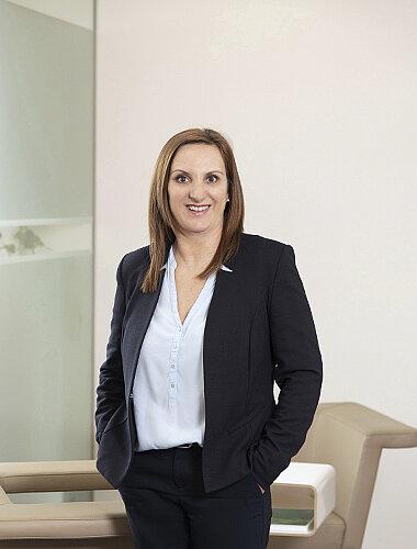 Welser Heimstätte - Assistentin des Vorstandes Birgit Feichtenschlager